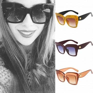 Stylish Retro Vintage Wayfarer Sunglasses Square Lens