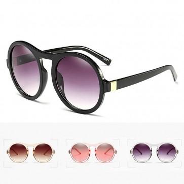Vintage round sun glasses distinctive oversize shades