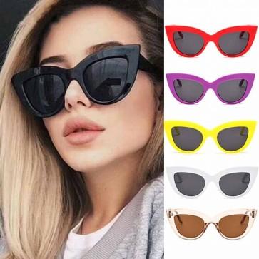 Sophisticated look cateyes sunglasses vogue eyewear