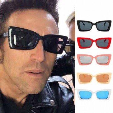 Cute Square Frame Modern Cat Eye Women's Sunglasses