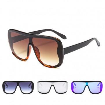 Classic tear drop aviators trendy pilot sunglasses