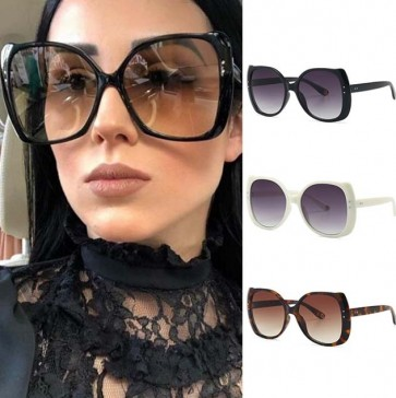 Oversized sunglasses vintage sexy shades large frame