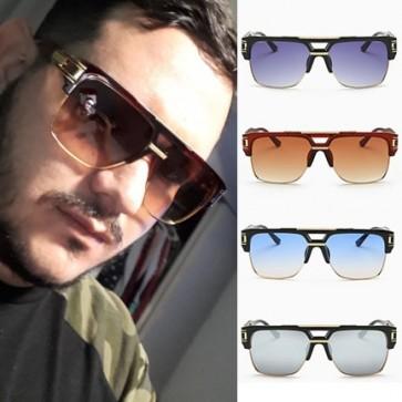 Big frame square sunglasses oversize boxy eyewear