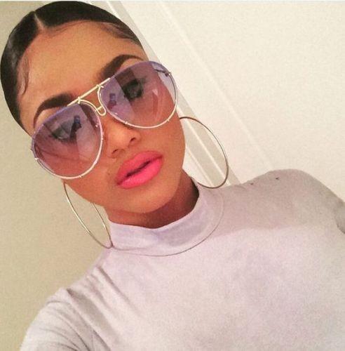 purple sunglasses