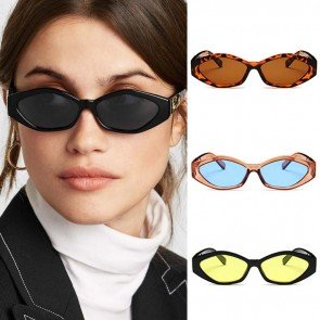 Women trend female lady small cat eye sunglasses