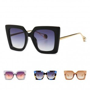 Vintage square sun glasses distinctive oversize shades