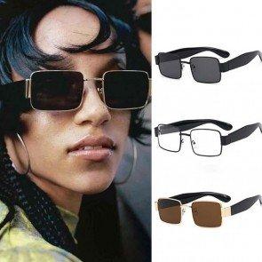 Eye-catching frames elegant aesthetic bold sunglasses