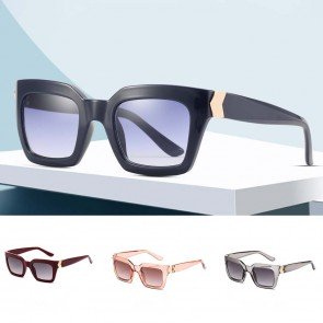 Cute Fade Lens Modern Cat Eye Women's Sunglasses