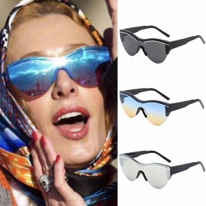 One Piece Sunglasses Unisex Outdoor Sport Shades