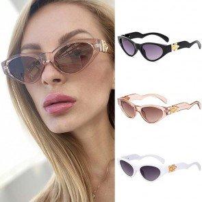 Ultimate Trend Golden Hinge Cat Eye Sunglasses