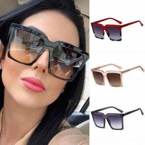 CP ferrule & CR90 frame luxury square sunglasses