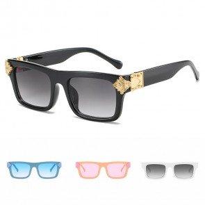 Fresh colored montgomery sunglasses statement piece