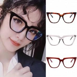 Cute Cat Eye Frame Anti Blue Light Computer Glasses