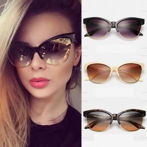 Sunglasses Womens Butterfly Shades Cat Ear Eyewear
