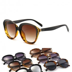 Eye Catching Glamorous Big Frame Cat Eye Sunglasses
