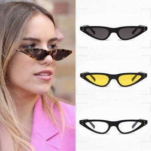 Girls mini cat's-eye sunnies with candy color tints