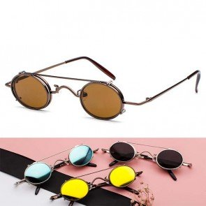 John Lennon Sunglasses Hippie Retro Round Sunglasses