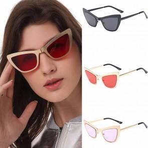 Street & Urban Culture Bold Rim Cat Eye Sunglasses