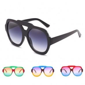 Luxury Oversized Square Sunglasses Fashion Big Frame