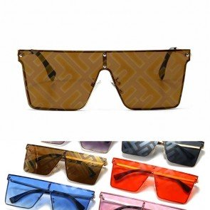 Square Frame Sunglasses Trend Sunshade Women Glasses