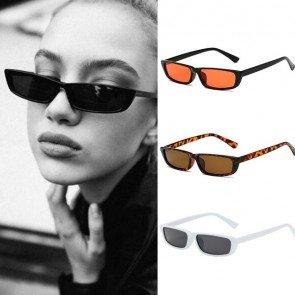 Cats Eyes Street Fashion Women Small Frame Sunglasses