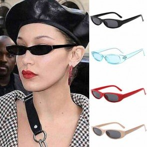 Small Cat Eye Sunglasses Women Retro Vintage Eyewear
