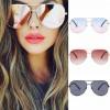 Flat Top Paws Bottom Oversized Aviator Sun Glasses