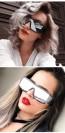 subtle cat eye glasses