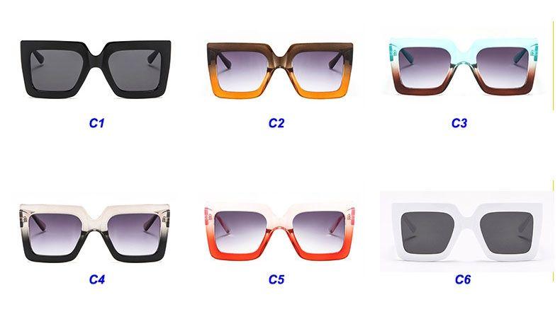 blue sunglasses for women