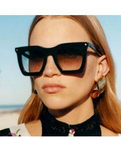 Vintage Oversized Modern Square Women Sunglasses