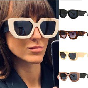 Retro hippie multicolored oversize hexagon sunglasses