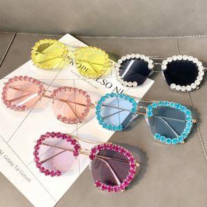 Butterfly sunglasses luxury BLING rhinestones frame