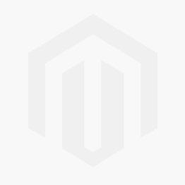 Retro Appeal Gold Round Logo Cute Rectangle Sunglasses